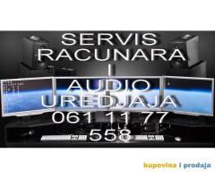 Kvalitetna popravka vasih audio uredjaja