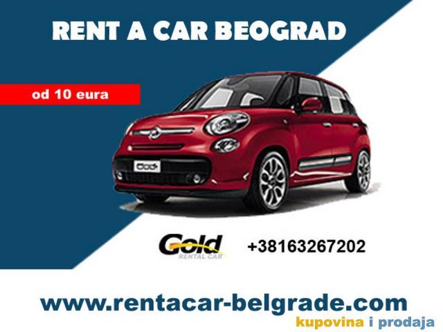 Rent a Car Beograd - 1