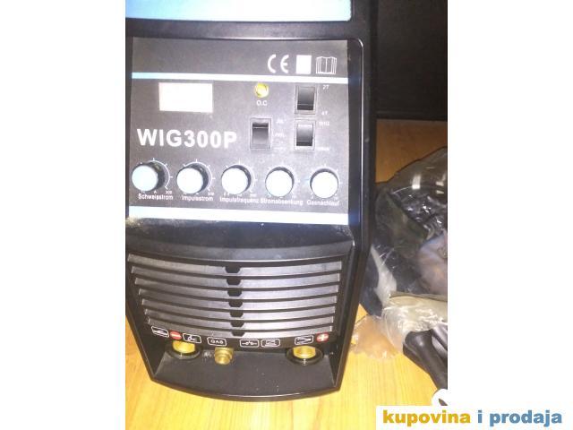Wig 300P aparat za zavarivanje