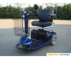 Elektricna invalidska kolica skuter