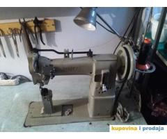 industrijska sivaca masina stubovaca