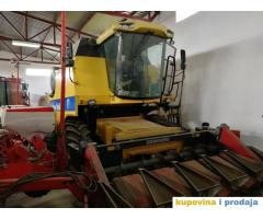 Kombajn NEW HOLLAND TC5070