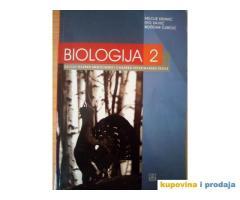 Biologija za II ili I razred
