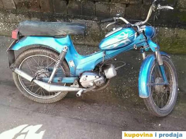 Prodajem motor APN 4