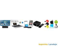 Iptv (HD) Televizija  2000+ chanel, 1000 videoteka i radija(domace serije i filmovi)