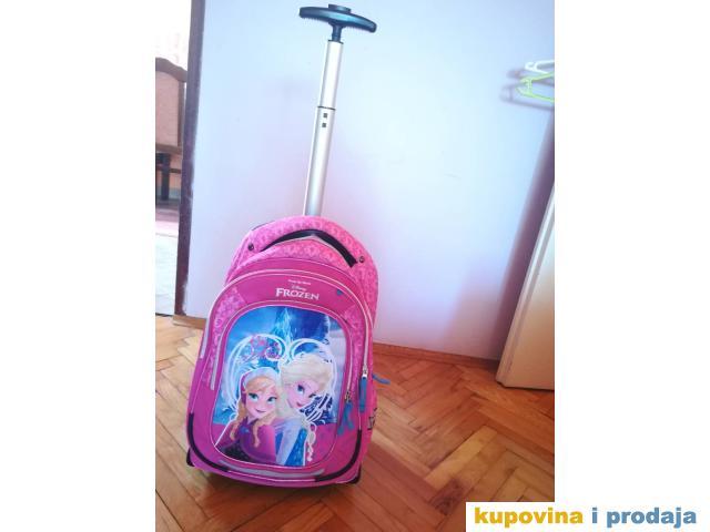Potpuno nova skolska torba za djaka prvaka