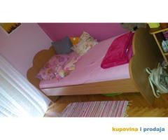 Krevet za devojčicu/devojku