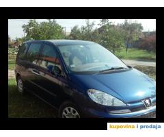 Peugeot 807 HDI, 1100 eura