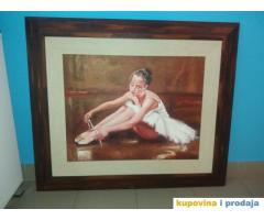 Prodajem umetnicku sliku