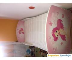 Krevet za devojčice