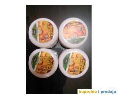 Recepti za proizvodnju gelova i krema