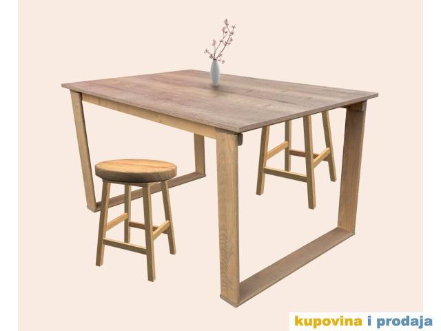 trpezarijski i kancelarijski stolovi