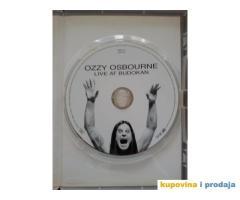 OZZY OSBORNE DVD MADE IN ENGLAND