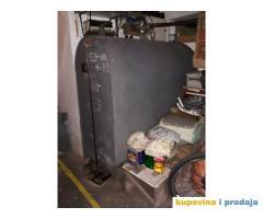 Metalni rezervoar za lož ulje 1500 lit