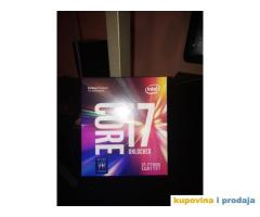 Intel procesor i7-7700K! 4.2ghz(4.5ghz turboboost) NOVO