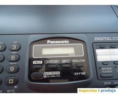 PANASONIC - fax,skretarica ,telefon