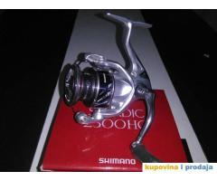 prodajem SHIMANO STRADIC 2500 HG