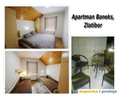Apartman Baneks/Zlatibor/Izdavanje