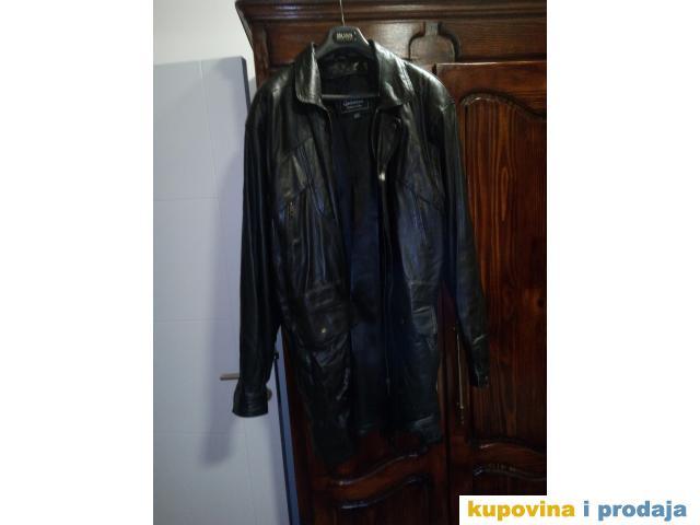 Prodajem   NOVU musku koznu jaknu