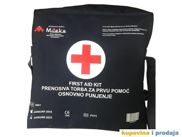Zidne apoteke za prvu pomoć