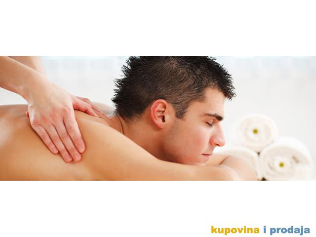 Relax (opuštajuća) masaža celog tela
