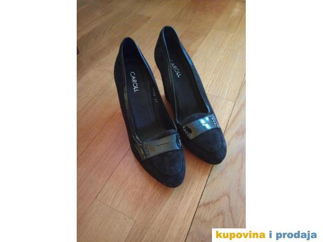 Cipele Carol crne