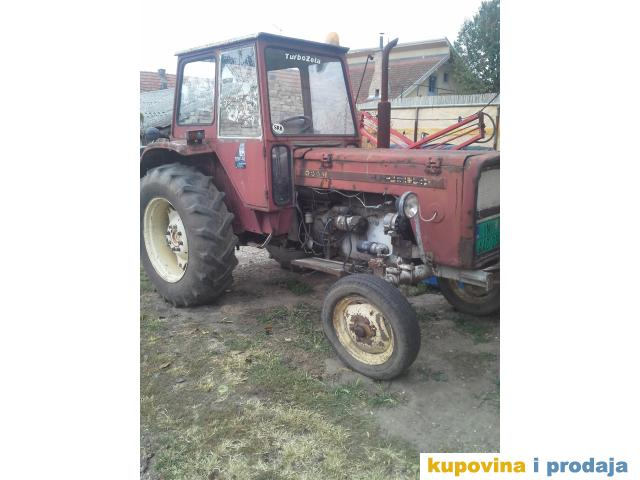 Traktor Ursuz 355 sa prikljucnim masinama