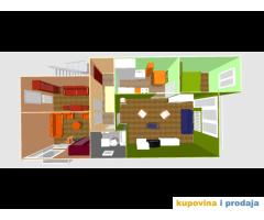 Retka prilika-odlična lokacija stan centar Zemun Polja