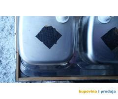 Prodajem sudoperu od INOXA dvodelnu Beograd