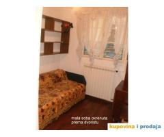 Strogi centar Beograda, dvosoban (48 m2), prodaja/zamena