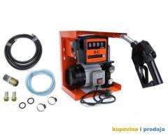Pumpa za pretakanje goriva 750w