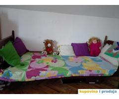 prodajem krevet 2000 din