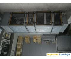 Klimatizacioni tunel za grejanje i izmenu vazduha ,,Janko Lisjak ,,