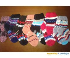Čarape, štrikane medicinske čarape