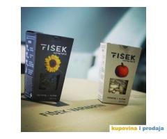 Fišek – Pečene, slane semenke suncokreta i bundeve