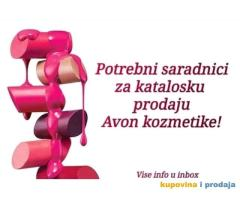 Prodaja Avon kzmetike