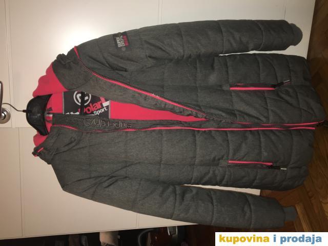 Superdry jakna, velicina M, malo nošena cena 70€