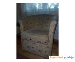 Garnitura i fotelja