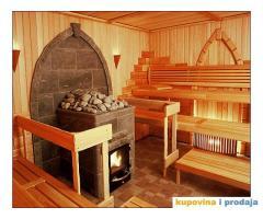 Saune i sve za saune