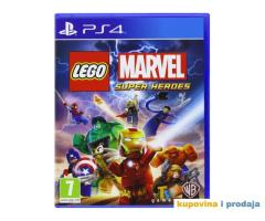 Lego Marvel Super Heroes - igrica za PS4