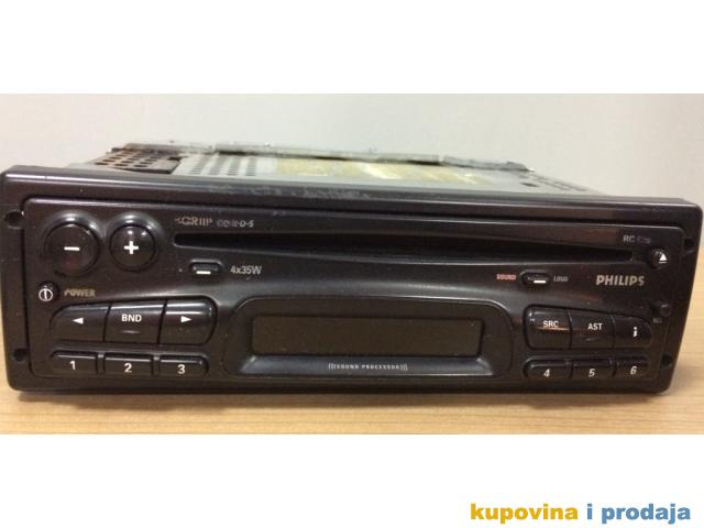 Radio / CD - Philips