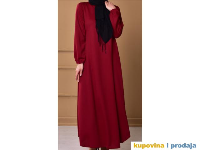 Abaya,dugačka haljina vel. 5xl