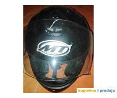 Kaciga za motor MT Helmets – Thunder dot