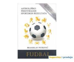 Knjiga Astrološko predvidjanje sportskih rezultata