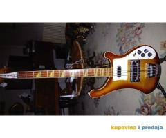 Rickenbacker 4001 Bass gitara