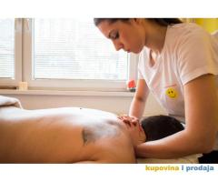 Profesionalna relax masaza