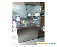 Rashladni sto za priloge - rashladna vitrina