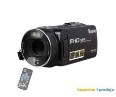 OTKUP DSLR, Prosumer foto aparata i FHD Kamera