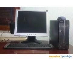 Kompjuter Acer Amd E1 2500