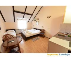 Sobe i apartmani, izdavanje